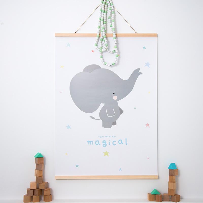 Cuadros y l minas para decorar habitaciones infantiles en - Cuadros habitaciones infantiles ...