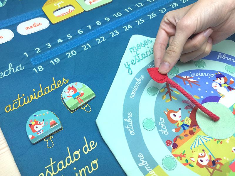 Calendario Lilliputiens