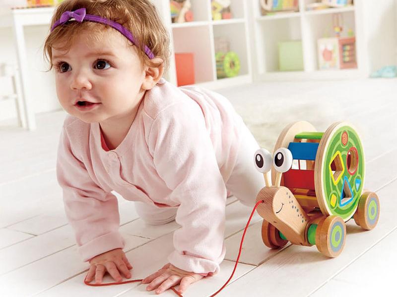Juguetes para bebés ¿Qué juguete es mejor para su desarrollo?