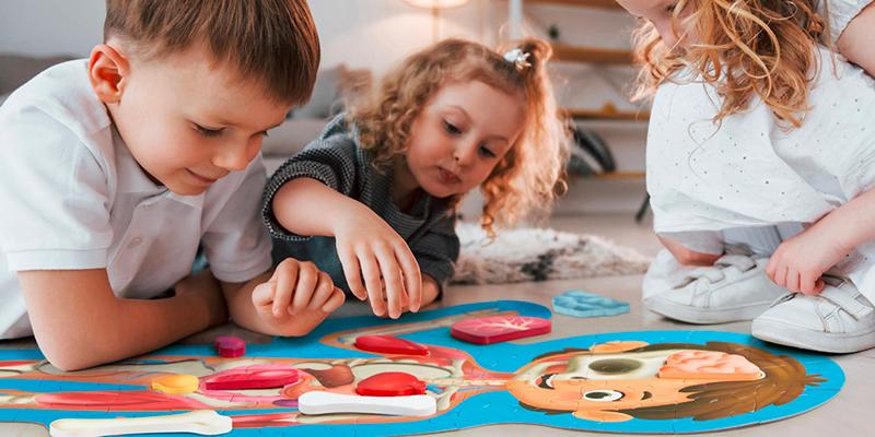 Regalo Ideal Para Nina De 6 Anos.Juguetes Educativos Para Ninos Y Ninas De 5 A 6 Anos