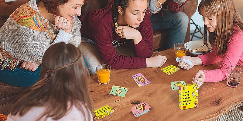 Juguetes educativos para niños y niñas de más de 8 años