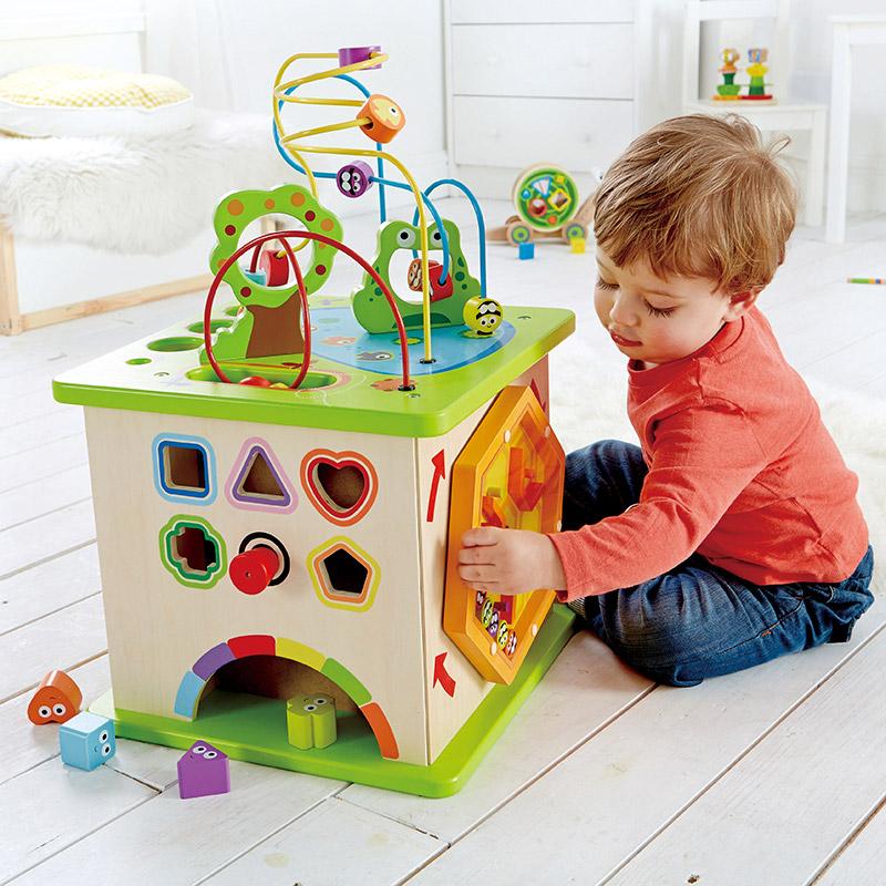 Juguetes educativos para niños y niñas de 1 a 2 años