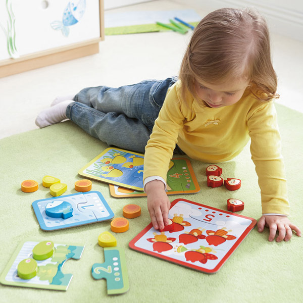 Juguetes educativos para niños y niñas de 2 a 3 años