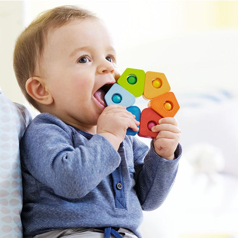 Juguetes y accesorios para bebés de 0 a 12 meses