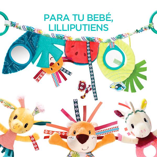 Juguetes para bebé Lilliputiens