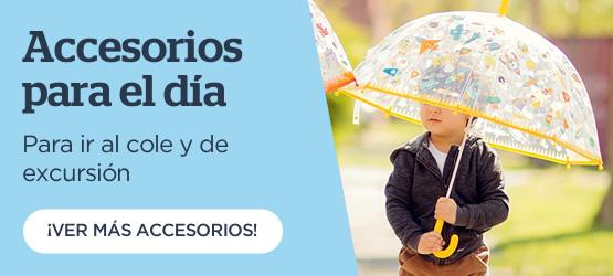 paraguas infantiles y accesorios colegio