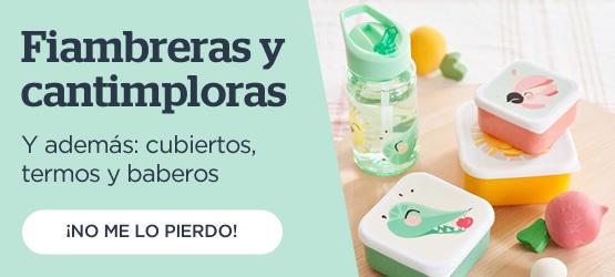 botellas fiambreras infantiles