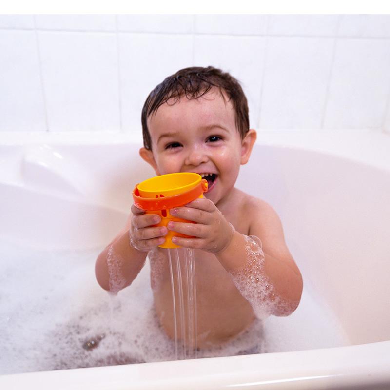 5 Cubos de Actividades para el Baño