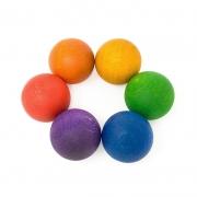 6 Bolas de Colores