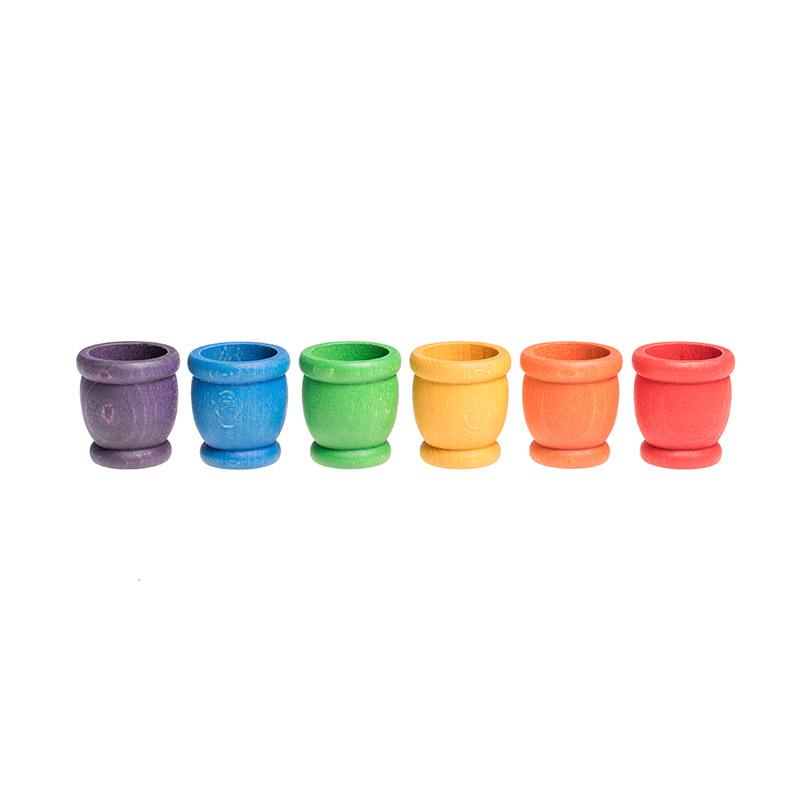 6 Mates de Colores