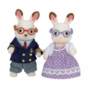Abuelos Conejos Chocolate