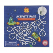 Activity Pack: Monstruos y Aliens