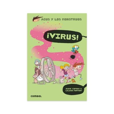 Agus y los Monstruos 14: ¡Virus!