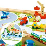Aldea con Tren Autódromo