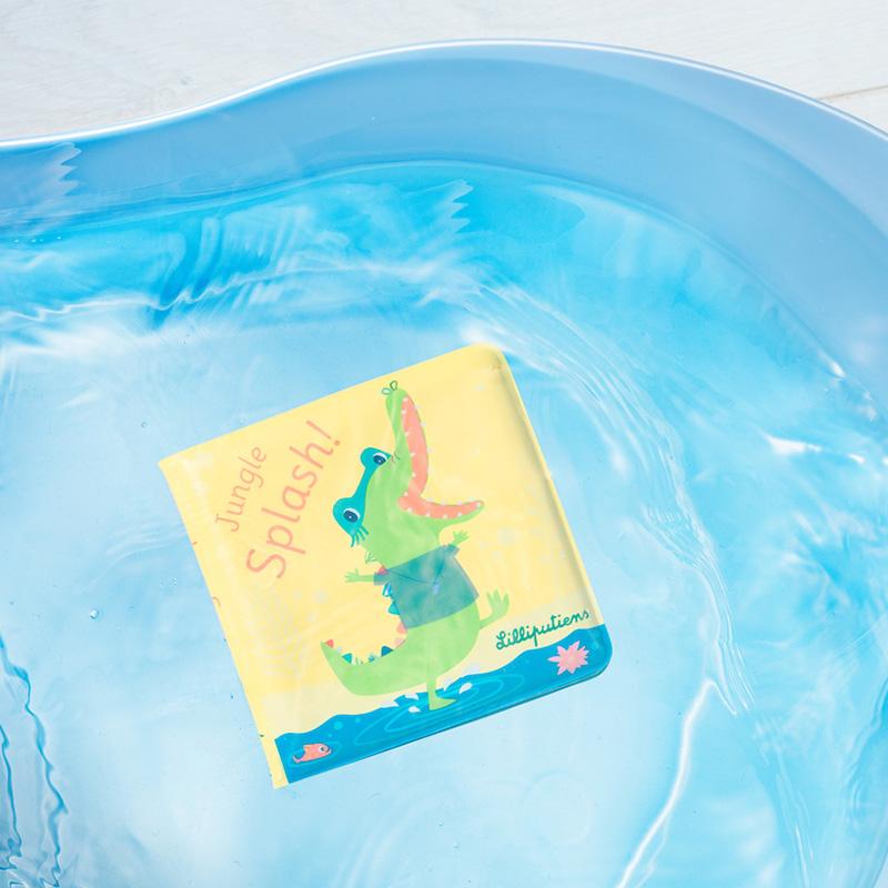 Anatole Splash: Libro Mágico para el Baño
