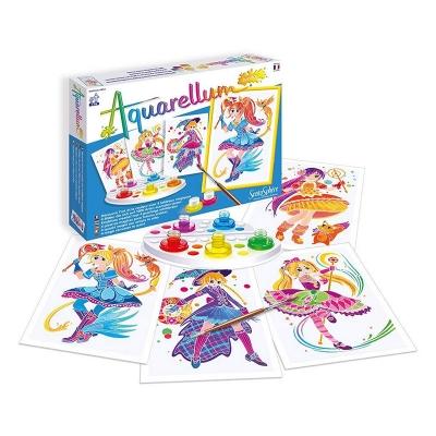 Aquarellum Junior Chicas Mágicas