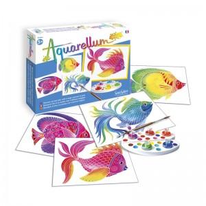 Aquarellum Junior Peces