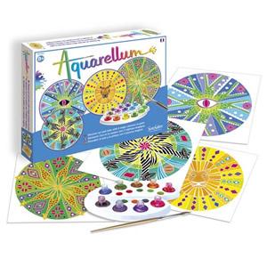 Aquarellum Mandalas Africanos