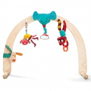 Arco de Madera con Sonajeros Circo