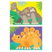 Arena de Colores Sablimage Dinosaurios