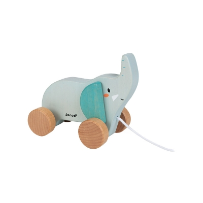 Arrastre Elefante Colección WWF®