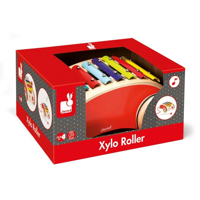 Arrastre Xilófono: Xylo Roller