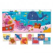 Baby Puzzle: El Mar