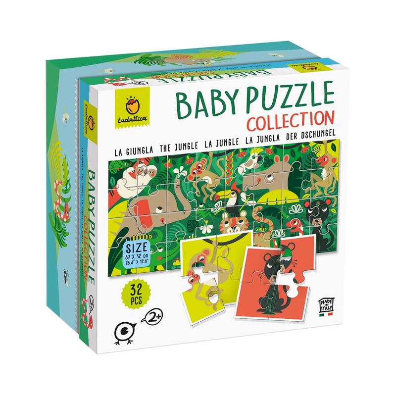 Baby Puzzle: La Jungla