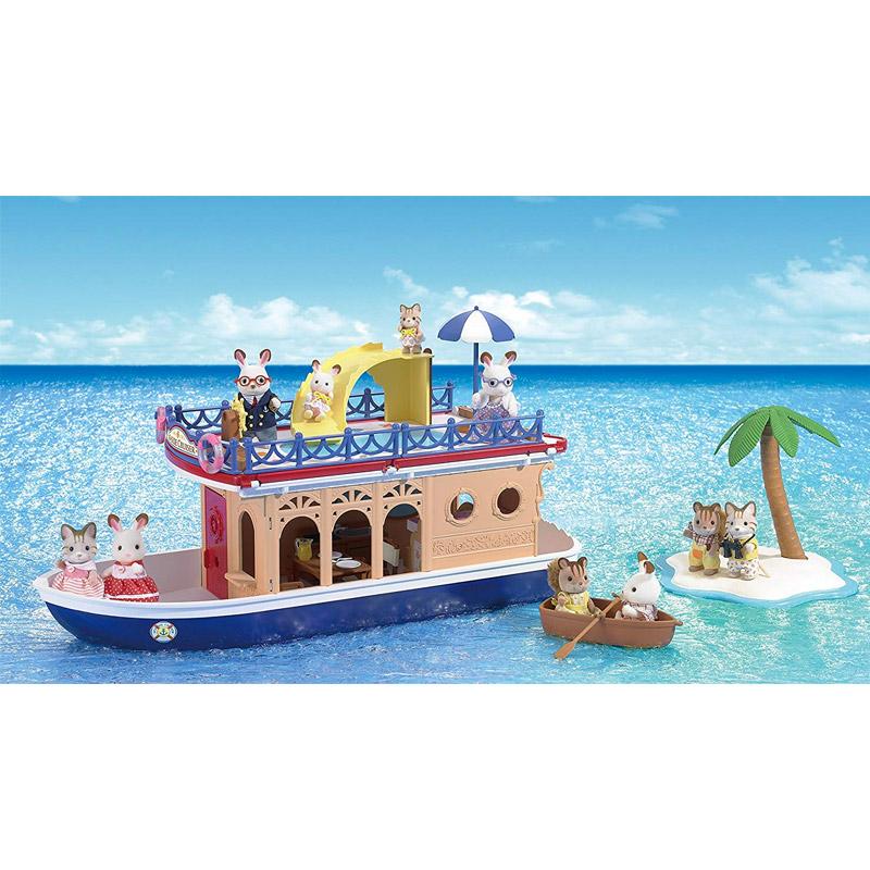 Barco Crucero Casa del Mar