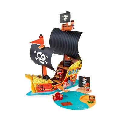 Barco Pirata Story