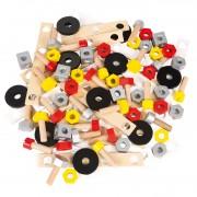 Barril Bricolo 50 piezas