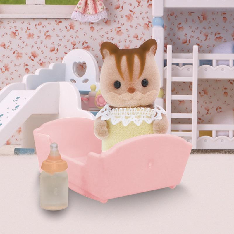Bebé Ardilla de la Nuez