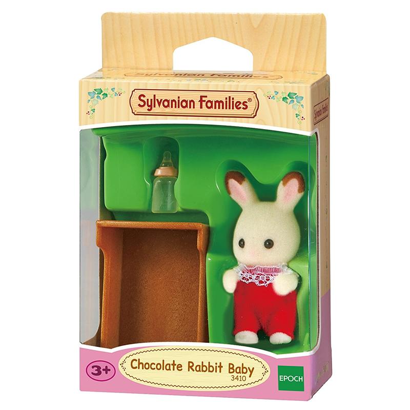 Bebé Conejo Chocolate