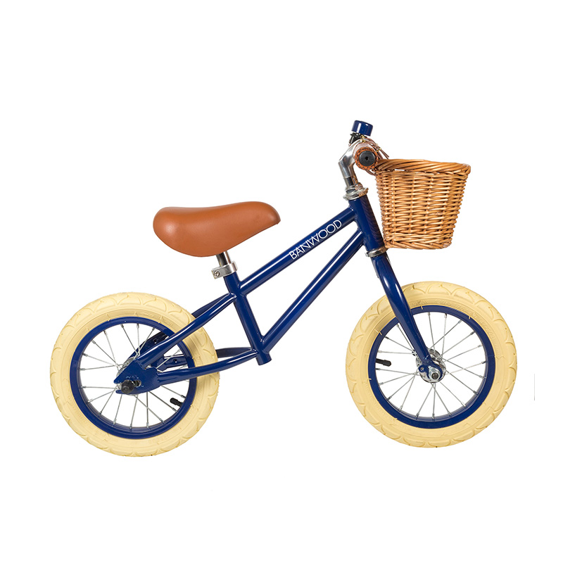 Bicicleta First Go: Azul Navy