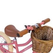 Bicicleta First Go: Coral