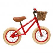 Bicicleta First Go: Roja