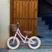 Bicicleta First Go: Rosa