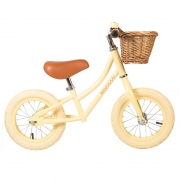 Bicicleta First Go: Vainilla