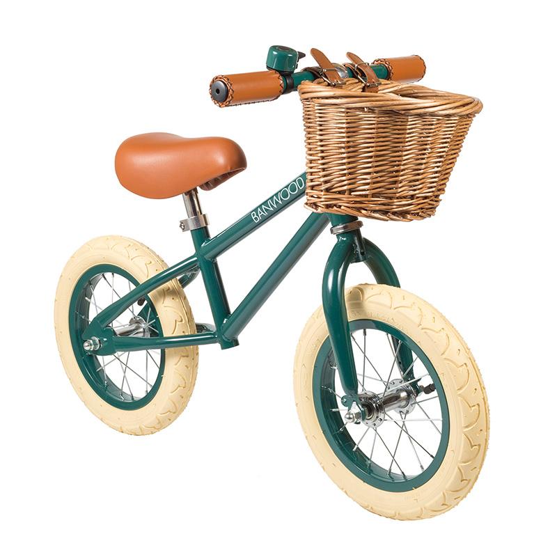 Bicicleta First Go: Verde