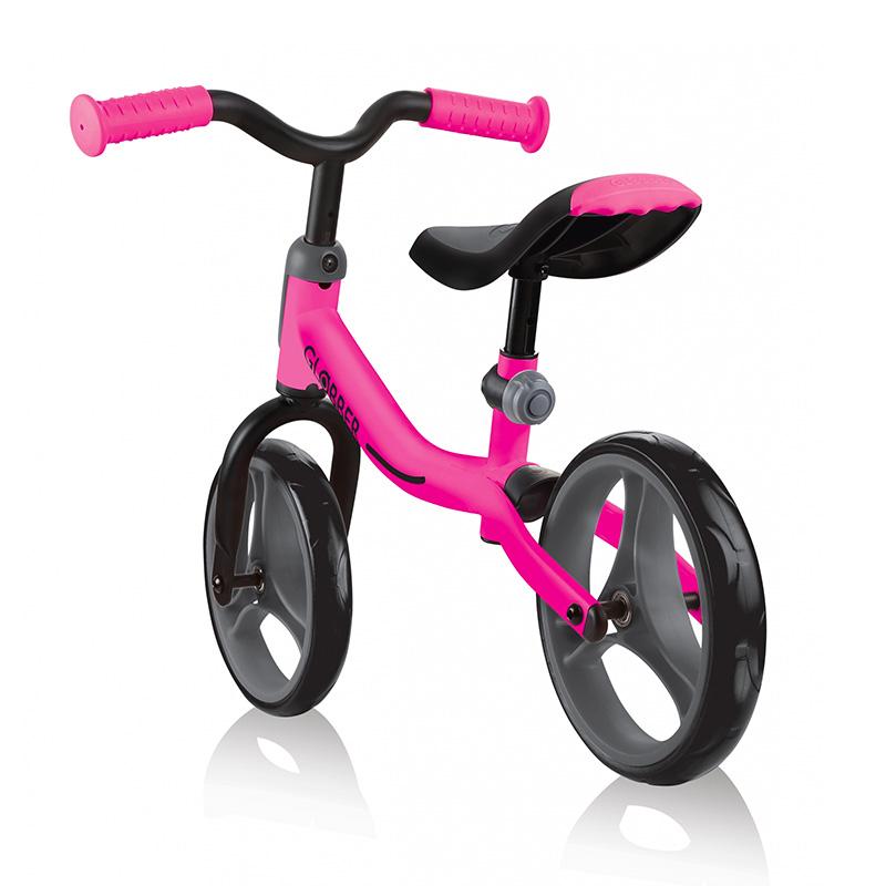 Bicicleta Go Bike Rosa