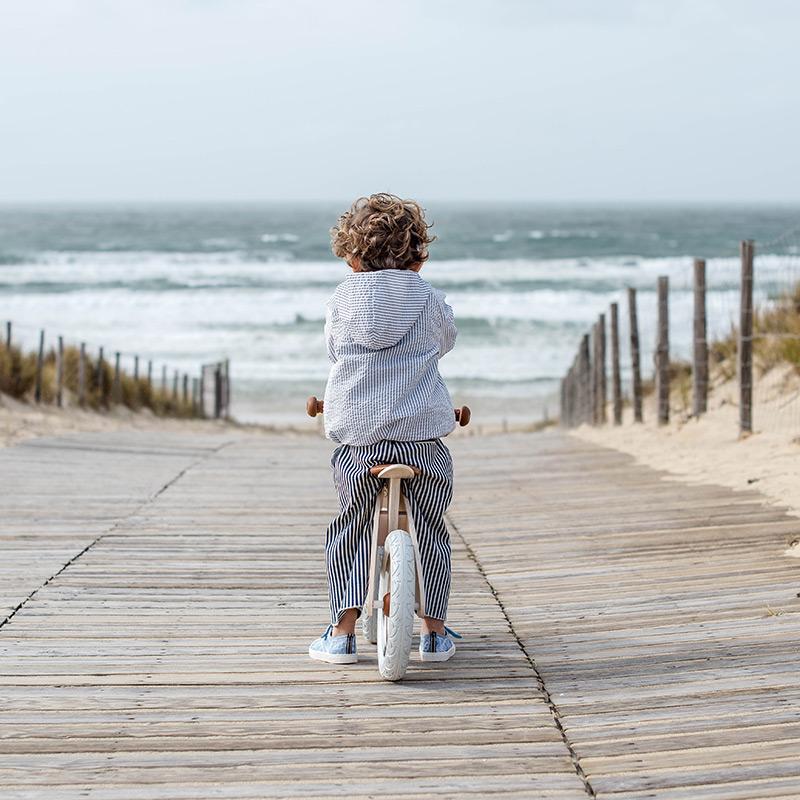 Bicicleta Natura Personalizable con Pegatinas