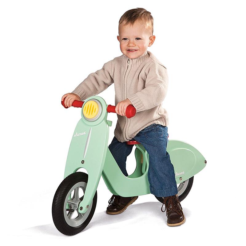 Scooter Verde Menta