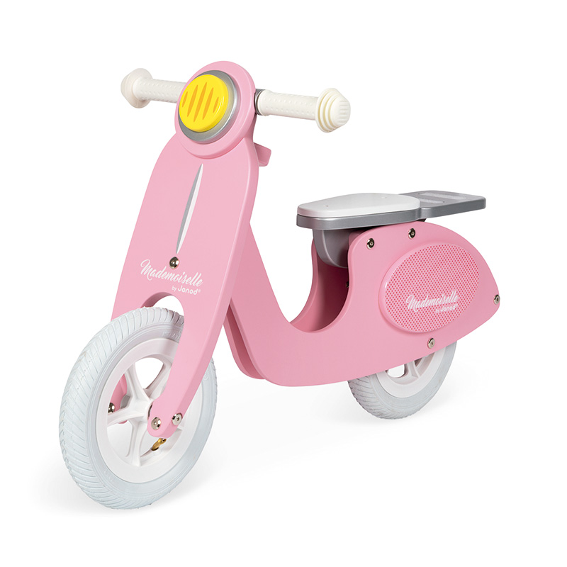 Scooter Rosa Mademoiselle