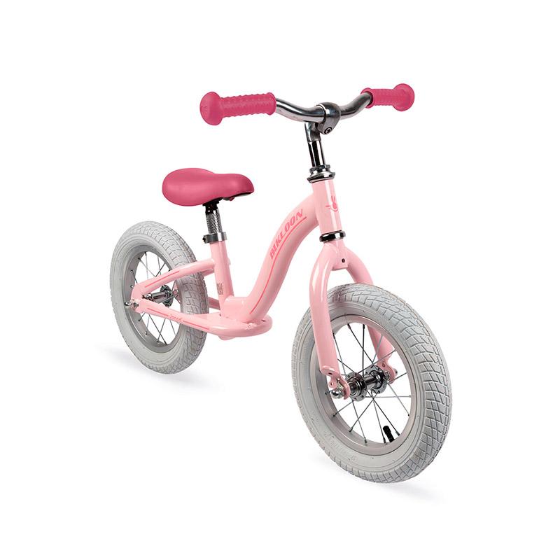 Bikloon Bicicleta de metal Vintage Rosa