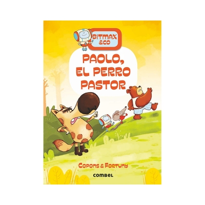 Bitmax & Co 4: Paolo, el Perro Pastor