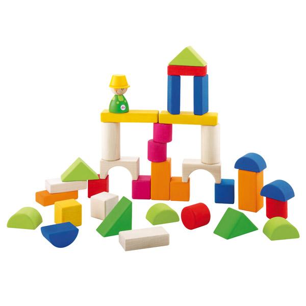 Bloques de construcci n de sevi en minikidz for Construccion de piscinas con bloques