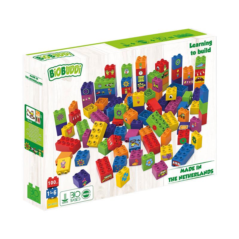 Bloques Eco 100 piezas
