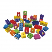 Bloques Eco 40 piezas