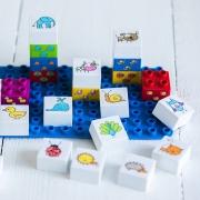 Bloques Eco Animales 27 piezas