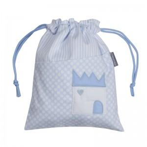 Bolsa para Merienda Castillo Azul